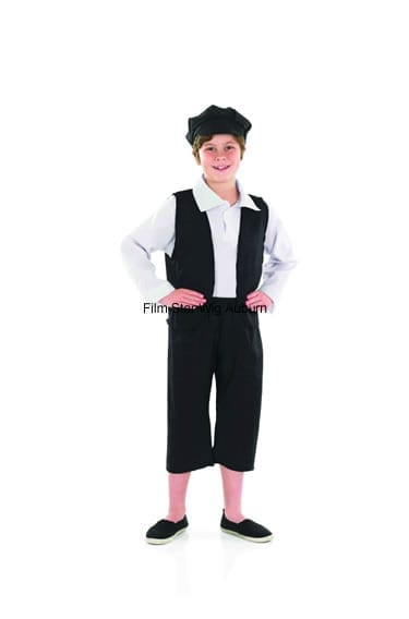Victorian Boy Children's Fancy Dress Costume