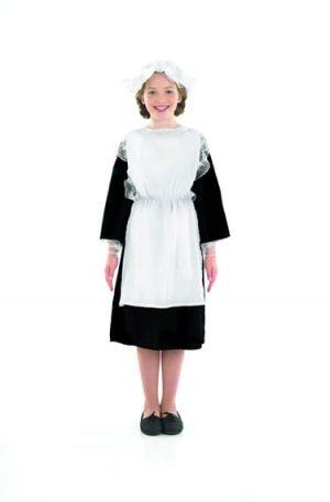 Victorian Girl Children's Fancy Dress Costume