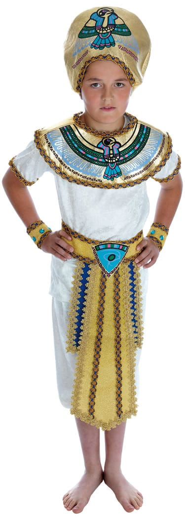 Egyptian Boy Children's Fancy Dress Costume