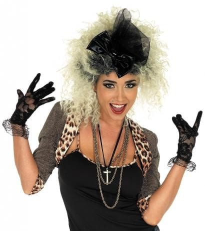 80's Pop Star Ladies Fancy Dress Costume