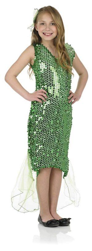 Mermaid Children's Fancy Dress Costume
