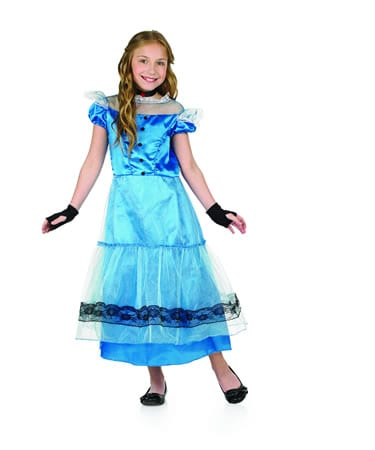 Alice Children's Fancy Dress Costume