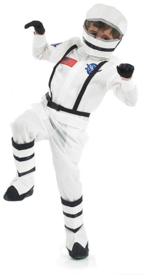 Space Boy Children's Fancy Dress Costume