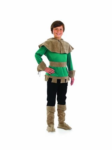 Robin Hood Children's Fancy Dress Costume