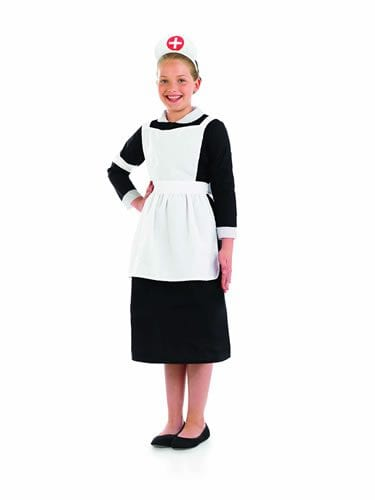 Hospital Nurse Children's Fancy Dress Costume