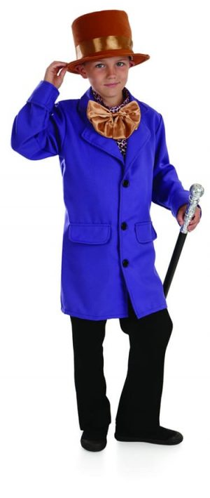 Factory Owner Childrens Fancy Dress Costume