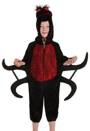 Spider Unisex Children's Fancy Dress Costume
