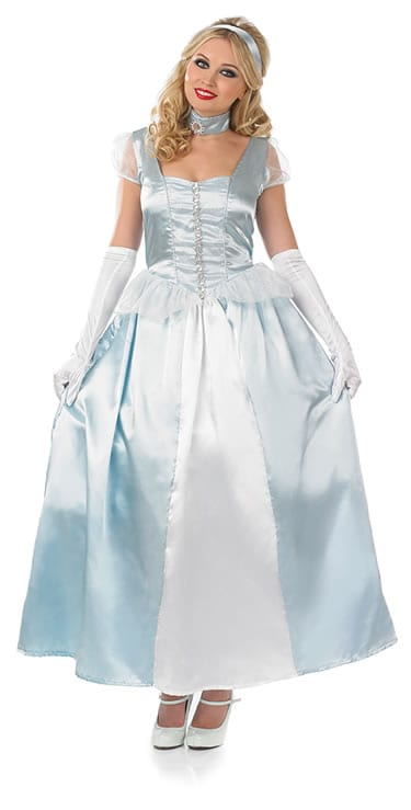 Fairy Tale Princess Ladies Fancy Dress Costume