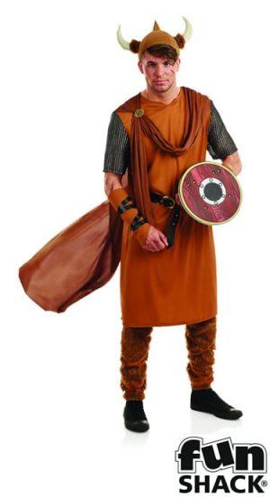 Viking Man Men's Fancy Dress Costume