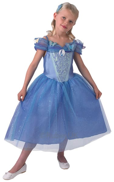 Disney's Cinderella Children's Fancy Dress Costume (NEW)
