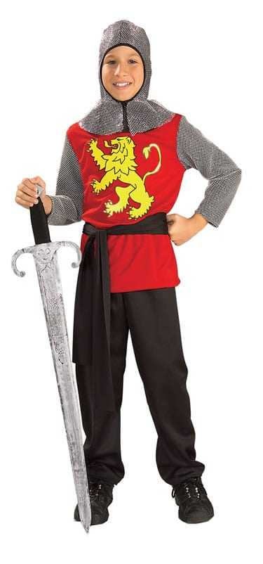 Medieval Lord Boy's Children's Fancy Dress Costume