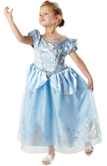 Disney's Anniversary Cinderella Children's Fancy Dress Costume