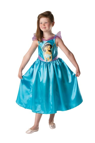 Disney's Classic Jasmine Children's Fancy Dress Costume (DISC)