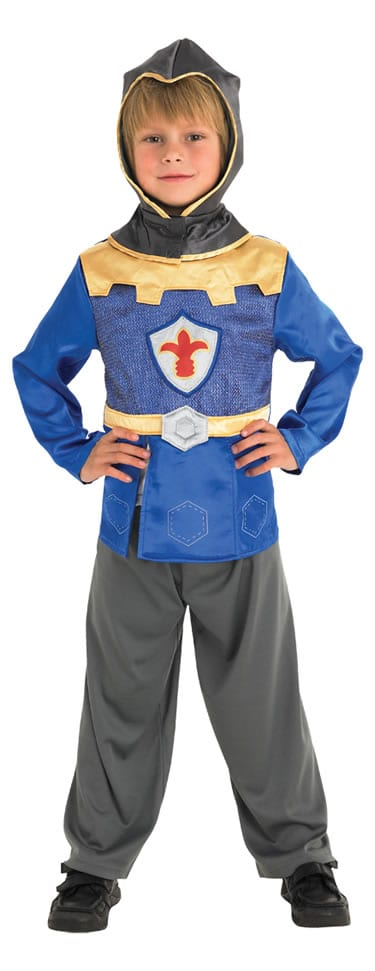 Knight Children's Fancy Dress Costume