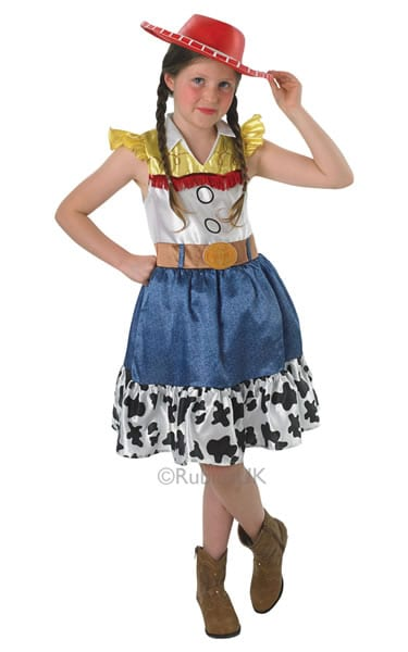 Disney Pixar's Toy Story Jessie Tween Children's Fancy Dress Cos