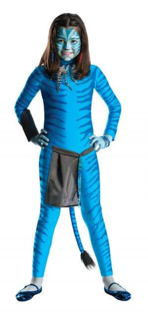 Avatar's Neytiri Children's Fancy Dress Costume
