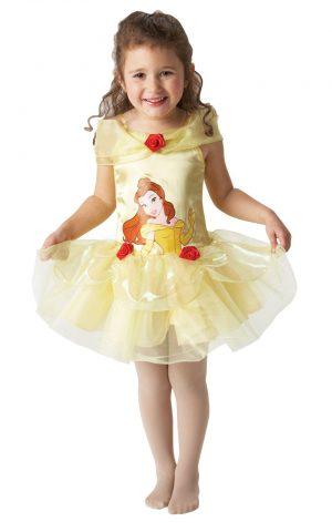 Disney's Ballerina Belle Children's Fancy Dress Costume