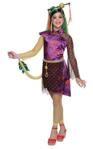 Monster High Jinafire Long Children's Fancy Dress Costume
