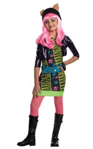 Monster High Howleen Children's Fancy Dress Costume
