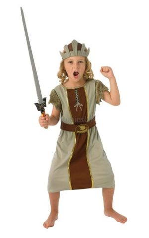 Viking Boy Children's Fancy Dress Costume