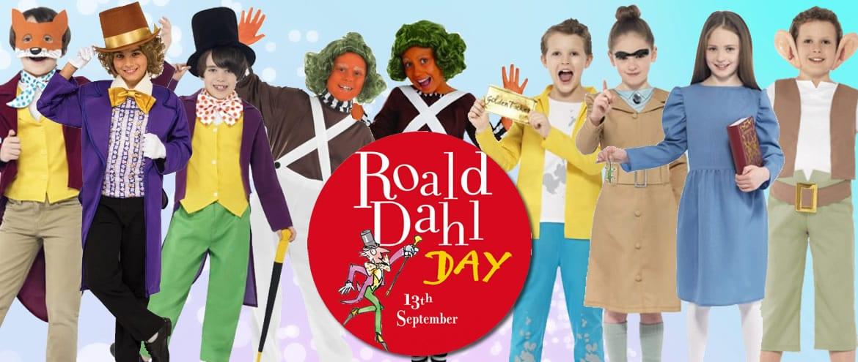Roald Dahl Characters