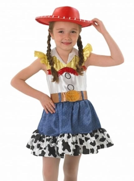 Disney Pixar's Toy Story Jessie (Dress) Children's Fancy Dress