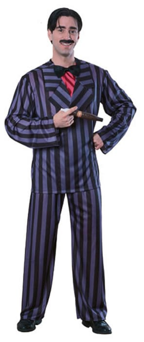 Addams Family Gomez Mens Fancy Dress Costume