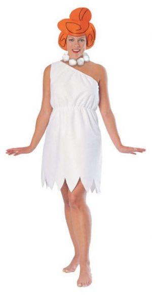 Flintstone's Wilma Ladies Fancy Dress Costume