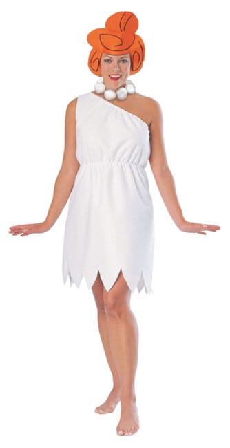 Flintstone's Wilma Ladies Fancy Dress Costume
