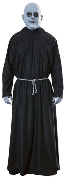 Addams Family Uncle Fester Mens Fancy Dress Costume