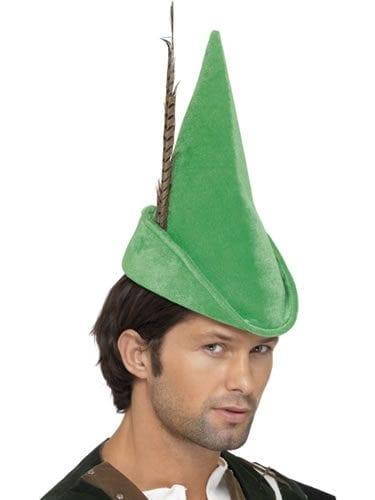 Deluxe Robin Hood Hat