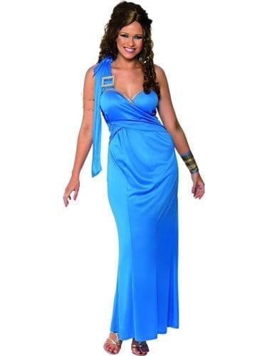 Grecian Goddess Ladies Fancy Dress Costume