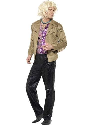 Zoolander Hansel Men's Fancy Dress Costume