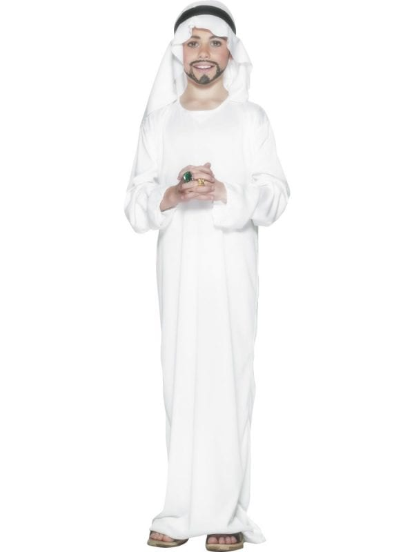 Arab Children's Fancy Dress Costume