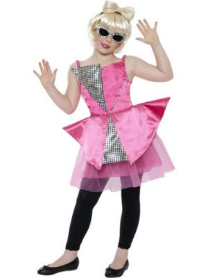 Mini Dance Diva Childrens Fancy Dress Costume