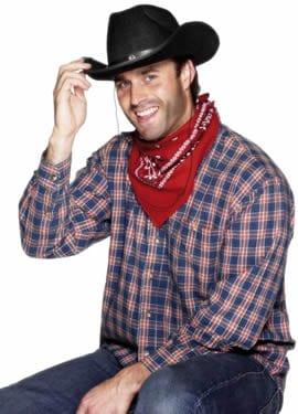 Western Neckerchief Red