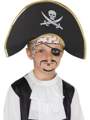 Pirate Captain Childrens Hat
