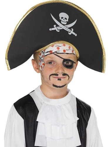 Pirate Captain Childrens Hat
