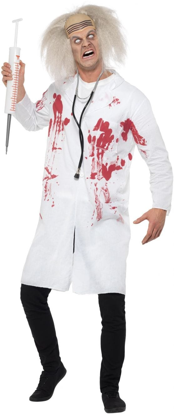 Bloody Doctor Mens Fancy Dress Costume