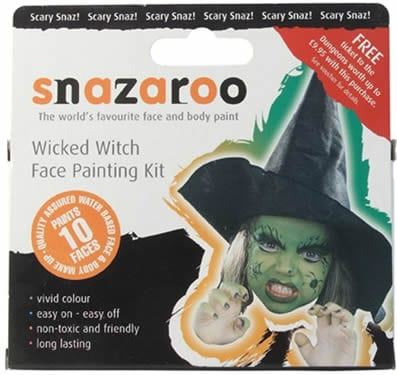Snazaroo Witch Facepainting Kit