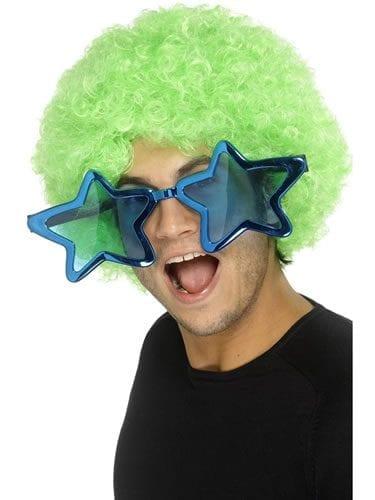 Jumbo Star Shaped Specs
