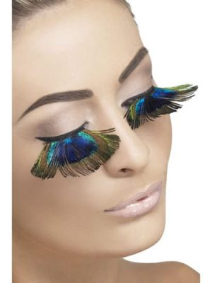 Fever Collection Peacock Feather Eyelashes