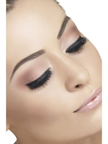 Fever Collection Black with Net Eyelashes