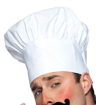White Chefs Hats