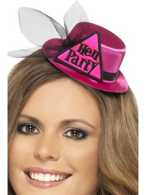 Hen Party Hat Pink
