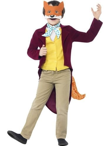 Roald Dahl's Fantastic Mr Fox Children's Fancy Dress Costume