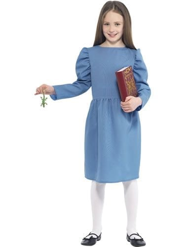 Roald Dahl's Matilda Children's Fancy Dress Costume