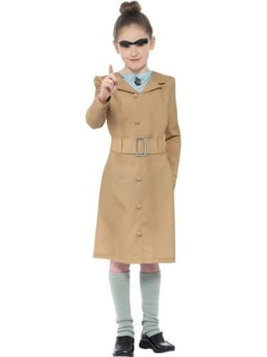 Roald Dahl's Miss Trunchbull Children's Fancy Dress Costume