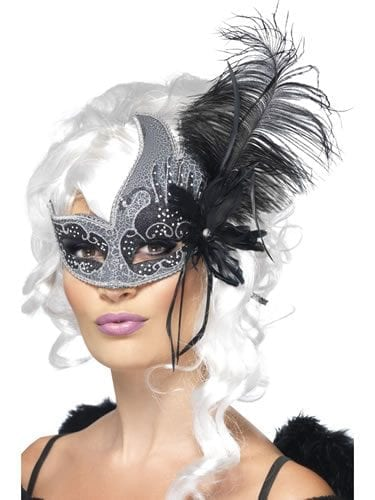 Dark Angel Masquerade Eyemask