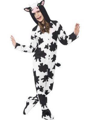 Cow Unisex Children's Fancy Dress Costume